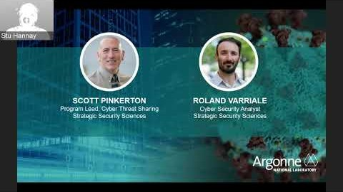 Argonne OutLoud: Cybersecurity and the Pandemic
